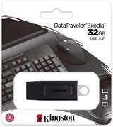 Kingston Kingston Pendrive USB-A 3.2 32GB DTX/32GB Nero/Bianco