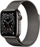 Apple Apple Watch Serie 6 GPS+Cell 40mm Graphite Stainless Steel/Graphite Milanese Loop