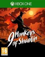 Buka Ent. XBOX ONE 9 Monkeys of Shaolin