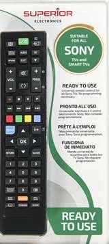 Superior Electronics Superior Telecomando Universale per Smart TV - Sony