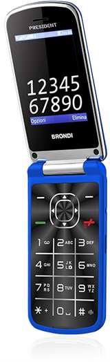 Brondi Brondi President Blu/Viola DS ITA