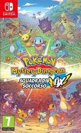 Nintendo Switch Pokemon Mystery Dungeon: Rescue Team DX