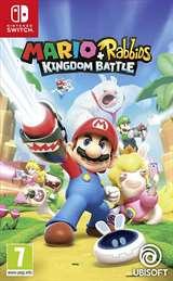 Ubisoft Switch Mario + Rabbids Kingdom Battle