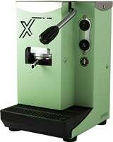 Aroma Aroma X Macchina da Caffè Cialde 44mm Verde