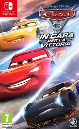 Warner Bros Switch Cars 3: In Gara per la Vittoria