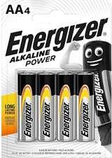 Energizer Energizer Batterie Stilo Alkaline 0060 4pz