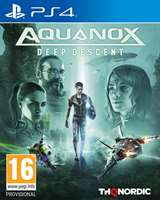 THQ Nordic PS4 Aquanox Deep Descent