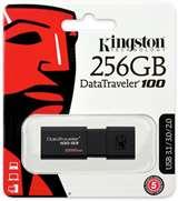Kingston Kingston Pendrive USB-A 3.0 256GB DT100G3/256GB