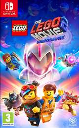 Warner Bros Switch LEGO Movie 2 Videogame