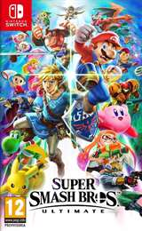 Nintendo Switch Super Smash Bros Ultimate