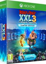 Microids XBOX ONE Asterix & Obelix XXL3: The Crystal Menhir Limited Ed. EU