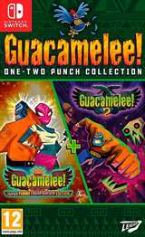 Leadman Games Switch Guacamelee! One + Two Punch Collection EU