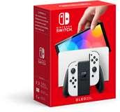 Nintendo Switch Console OLED White