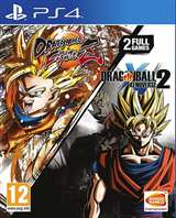 Bandai Namco PS4 Dragon Ball FighterZ + Dragon Ball Xenoverse 2 EU