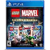 Warner Bros PS4 LEGO Marvel Collection