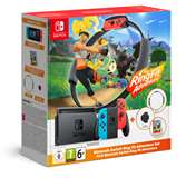 Nintendo Switch Console 1.1 + Ring Fit Adventure (LIMITED)