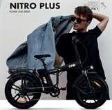 The ONE The ONE Bici Elettrica One Nitro Plus 250W Black