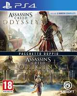 Ubisoft PS4 Assassin's Creed Origins + Assassin's Creed Odissey