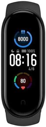 Xiaomi Xiaomi Watch Mi Band 5 Black EU