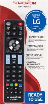Superior Electronics Superior Telecomando Universale per Smart TV LG