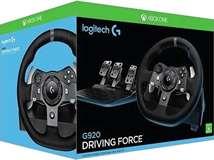 Logitech Logitech Volante + Pedaliera G920 Driving Force XBOX ONE/PC