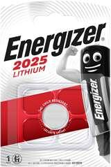 Energizer Energizer Batteria a Bottone CR2025/3V Lithium 0073
