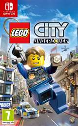 Warner Bros Switch LEGO City Undercover