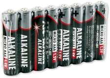 Ansmann Ansmann Batterie MiniStilo AAA/1.5V Alcaline 8pz