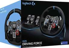 Logitech Logitech Volante + Pedaliera Driving Force G29 PS4/PS3/PC