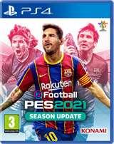 Konami PS4 eFootball PES 2021 Season Update EU