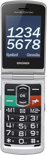 Brondi Brondi Amico N° Uno Silver DS ITA