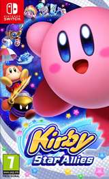 Nintendo Switch Kirby Star Allies