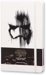 Moleskine Moleskine Taccuino Cop. Rigida Star Wars Stormtrooper 13x21cm Bianco