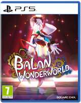 Square-Enix PS5 Balan Wonderworld