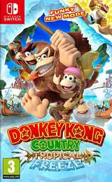 Nintendo Switch Donkey Kong Country:Tropical Freeze
