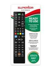 Superior Electronics Superior Telecomando Universale Sony funzioni Smart TV SM