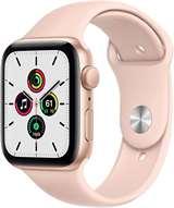 Apple Apple Watch SE GPS 44mm Gold Aluminium Case / Pink Sand Sport Band