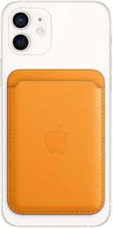 Apple Apple Portafoglio MagSafe in pelle per iPhone California Poppy