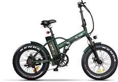 Icon.e Icon.e Bici Elettrica Pieghevole AllRoad Plus 250W Marines Green S