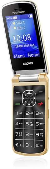 Brondi Brondi President Gold DS ITA