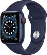 Apple Apple Watch Serie 6 GPS+Cell 40mm Blue Aluminium Case/Deep Navy Sport Band