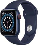 Apple Apple Watch Serie6 GPS+Cell40mm Blue Alum.Case/Deep Navy Sport Band