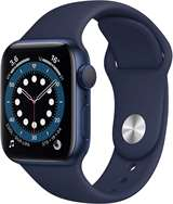 Apple Apple Watch Serie6 GPS 40mmBlue Aluminium Case/Deep Navy Sport Band