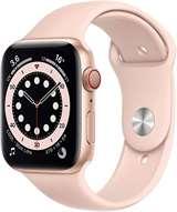 Apple Apple Watch Serie 6 GPS+Cell 44mm Gold Aluminium Case/Pink Sand Sport Band