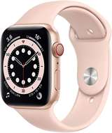 Apple Apple Watch Serie6 GPS+Cell44mm Gold Alum.Case/Pink Sand Sport Band
