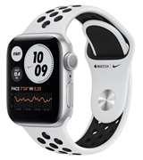 Apple Apple Watch Nike Serie6 GPS40mm Silver Alum./P.Plat./Black Sport B.
