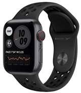 Apple Apple Watch Nike Serie6 GPS+Cell 40mm Sp.Gray Alum./Anthr./Blk Sp.B.