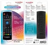 Superior Electronics Superior Telecomando Universale con Tastiera QWERTY per Smart TV