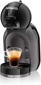 DeLonghi DeLonghi Mini Me Macchina da Caffè Nescafè Dolce Gusto EDG305 Nero