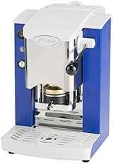 Faber Faber Slot Plast Macchina da Caffè Cialde 44mm Bianco/Blu